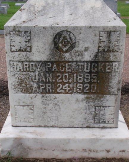Deputy Sheriff Hardy Pace Tucker | Bolivar County Sheriff's Office, Mississippi