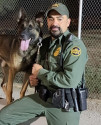 Border Patrol Agent Freddie Vasquez | United States Department of Homeland Security - Customs and Border Protection - United States Border Patrol, U.S. Government