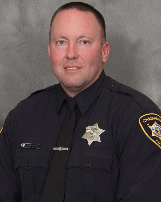Police Officer Chris Oberheim | Champaign Police Department, Illinois