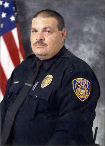 Police Officer Jeremy Brinton   Nogales Police Department, Arizona