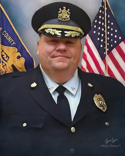 Superintendent Scott D.