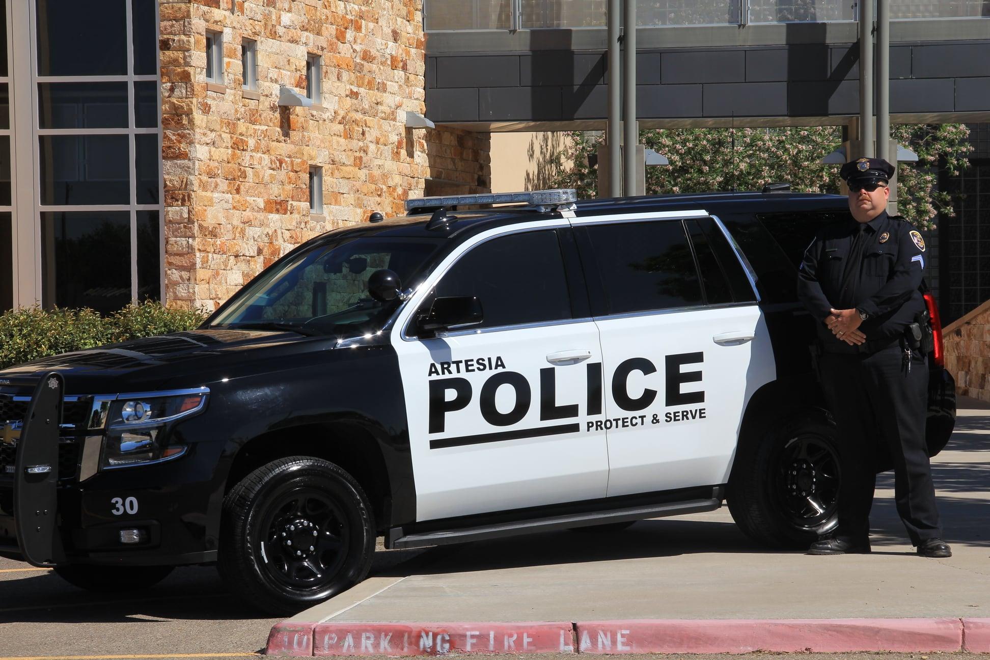 Corporal Thomas Wade Frazier | Artesia Police Department, New Mexico