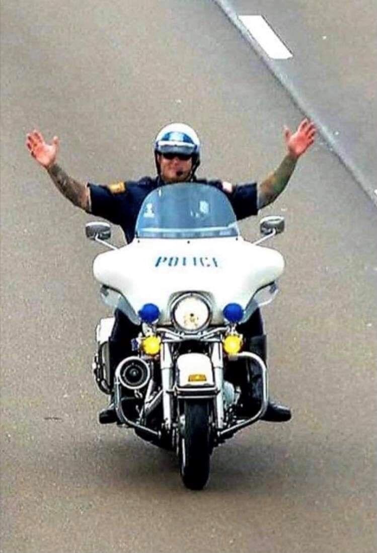 Police Officer Christopher Scott