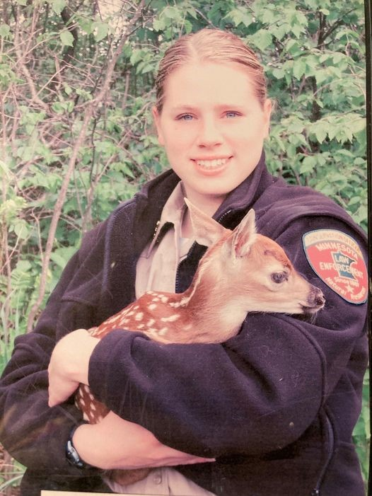 Conservation Officer Sarah Ann Backer-Grell | Minnesota Department of Natural Resources - Enforcement Division, Minnesota
