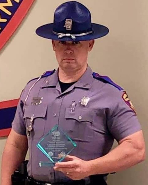 Trooper John Harris | Mississippi Department of Public Safety - Mississippi Highway Patrol, Mississippi