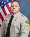 Sergeant Dominic Vaca | San Bernardino County Sheriff's Department, California