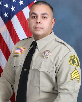 Sergeant Dominic Vaca
