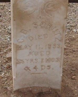 Constable C. B. Schutz | Lordsburg Police Department, New Mexico