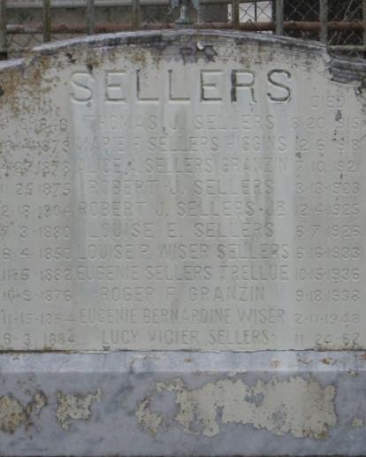 Agent Robert J. Sellers, Sr.   Louisiana Department of Wildlife and Fisheries, Louisiana