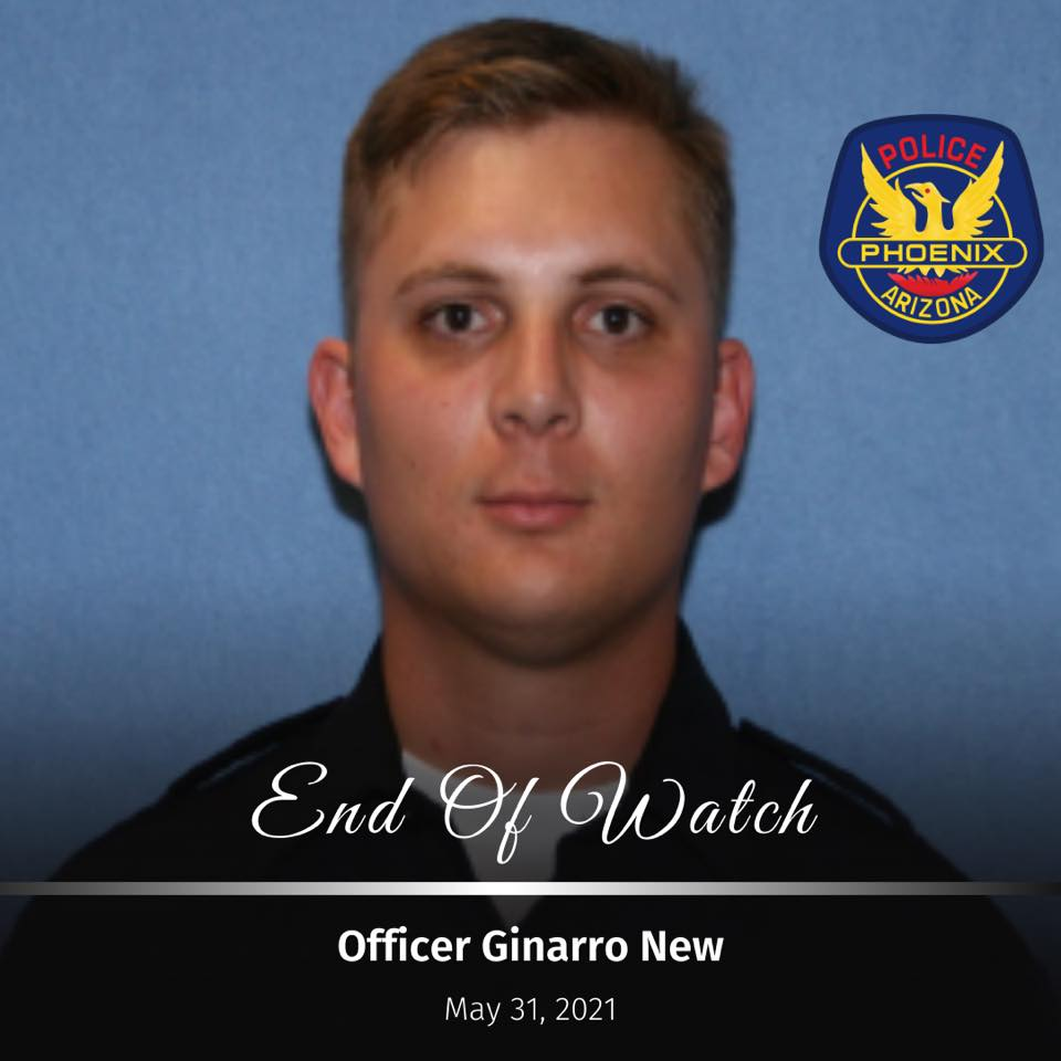 Police Officer Ginarro New | Phoenix Police Department, Arizona