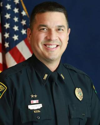 Lieutenant Adam Gustafson