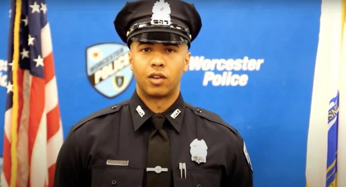 Police Officer Emmanuel Familia | Worcester Police Department, Massachusetts