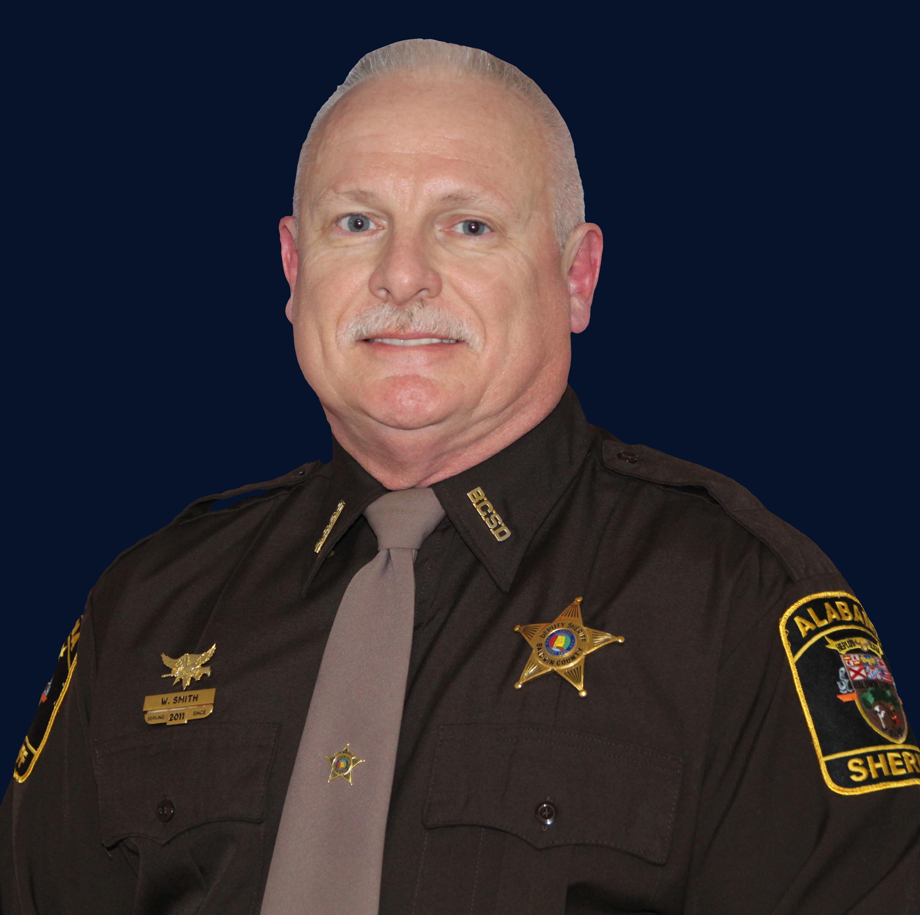 Deputy Sheriff William H. Smith | Baldwin County Sheriff's Office, Alabama
