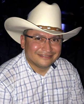 Border Patrol Agent Juan Manuel Urrutia