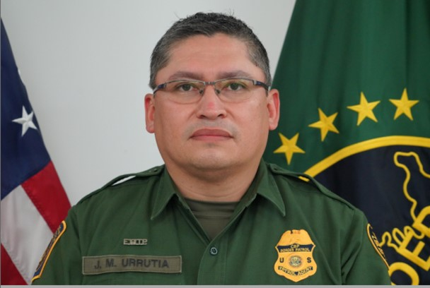 Border Patrol Agent Juan Manuel Urrutia | United States Department of Homeland Security - Customs and Border Protection - United States Border Patrol, U.S. Government