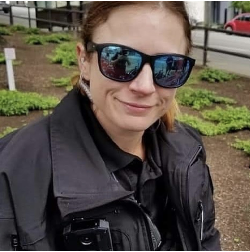 Police Officer Alexandra Brenneman Harris | Seattle Police Department, Washington