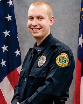 Police Officer Joseph Burson