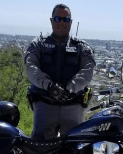Sergeant Erasmo García-Torres | Puerto Rico Police Department, Puerto Rico