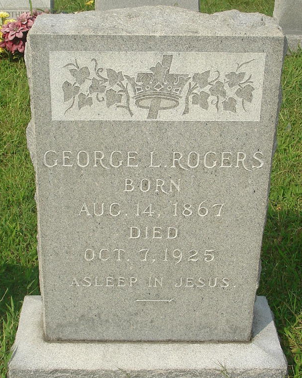 Special Agent George Lee Rogers | Chesapeake and Ohio Railroad Police Department, Railroad Police