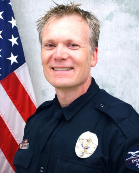 Police Officer Gordon Beesley | Arvada Police Department, Colorado