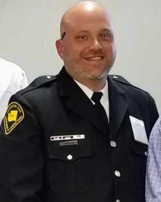 Correctional Officer Gabriel Forrest