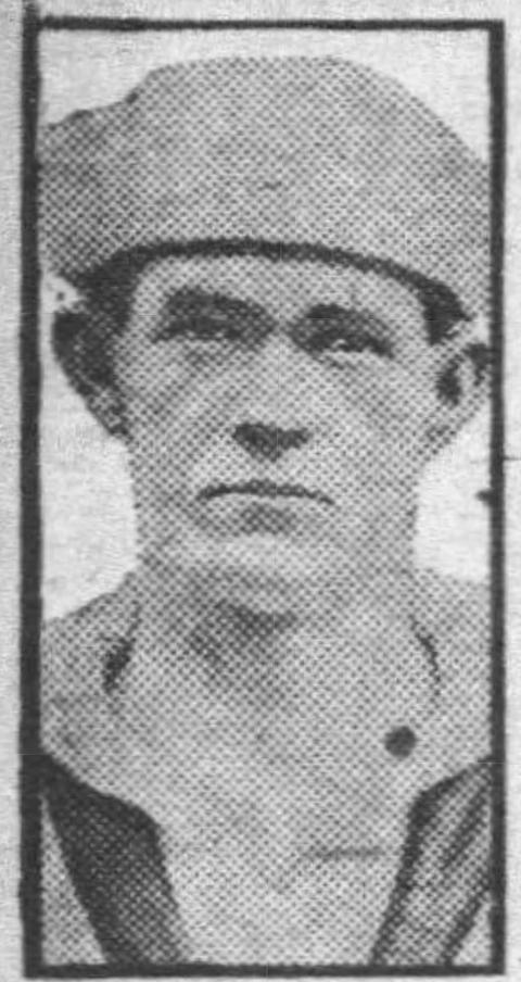 Patrolman Thomas Joseph Cavanagh   Jersey City Police Department, New Jersey