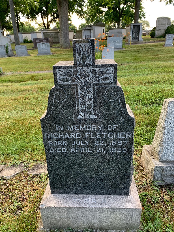 Patrolman Richard H. Fletcher, Jr. | Jersey City Police Department, New Jersey
