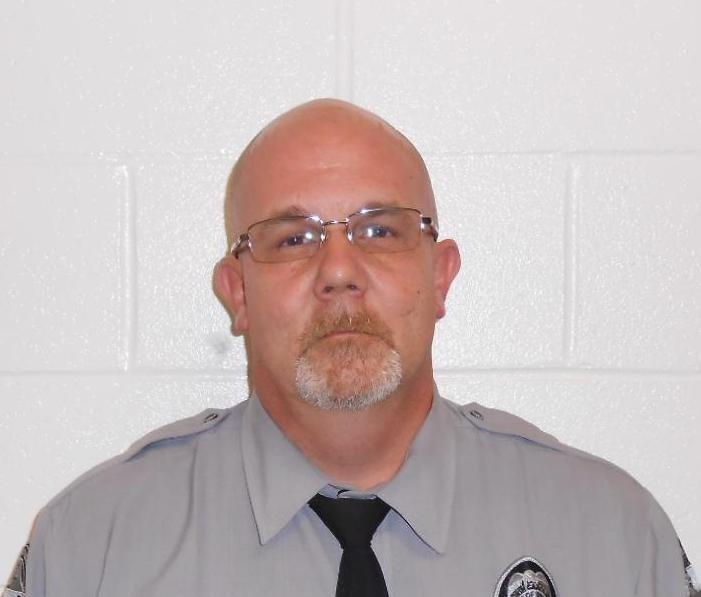 Correctional Lieutenant III Anthony Lynn Hardie   North Carolina Department of Public Safety - Division of Adult Correction and Juvenile Justice, North Carolina