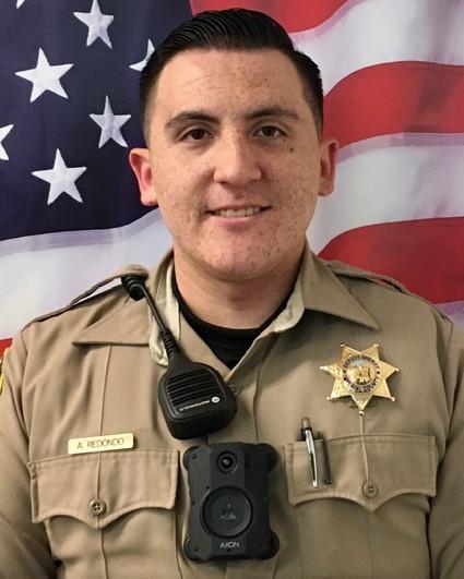 Deputy Sheriff Anthony Redondo | Imperial County Sheriff's Office, California