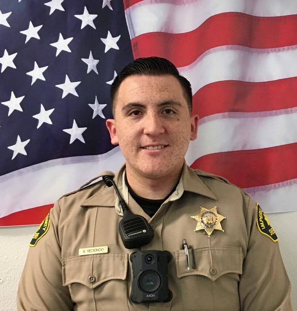 Deputy Sheriff Anthony Redondo   Imperial County Sheriff's Office, California