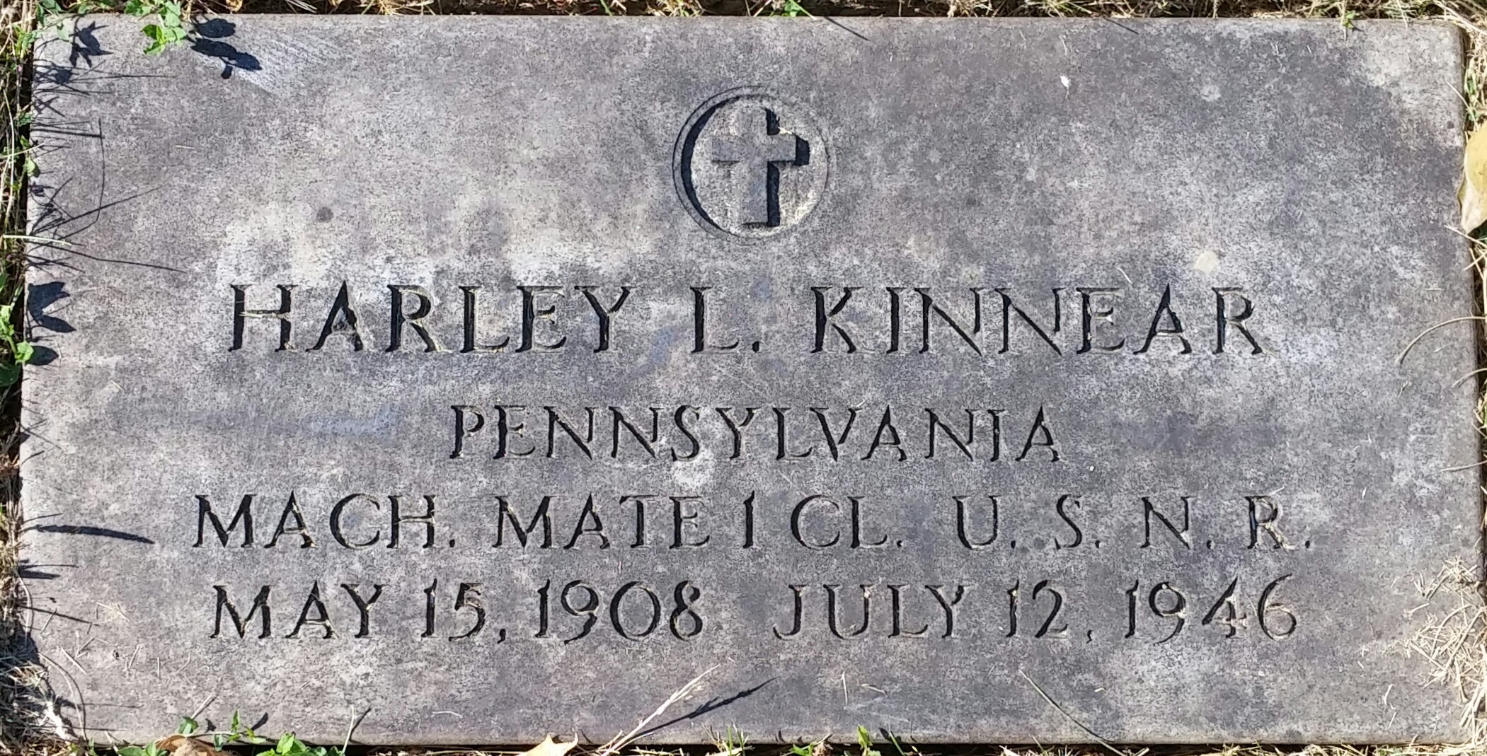 Detective Harley Leroy Kinnear | New York, Chicago and St. Louis Railroad Police Department, Railroad Police