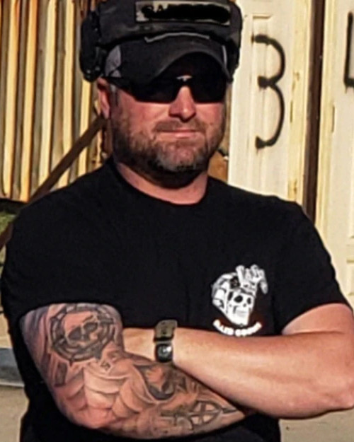 Sergeant Joshua Blake Bartlett   Lubbock County Sheriff's Office, Texas
