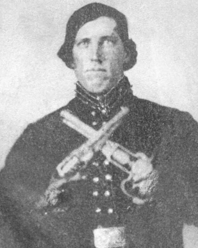 Sheriff Samuel Leming | Scott County Sheriff's Office, Arkansas