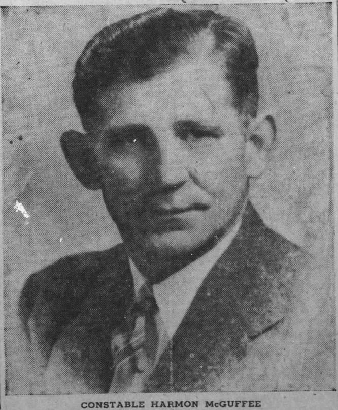 Constable Harmon