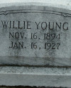 Special Officer Willie Joseph Young | Southern Railway Police Department, Railroad Police