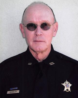 Reserve Deputy Sheriff Tom Larry Hoobler