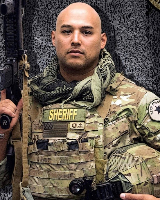 Deputy Sheriff Phillip Jesse Campas | Kern County Sheriff's Office, California