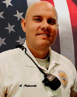 Police Officer Adam Ashworth