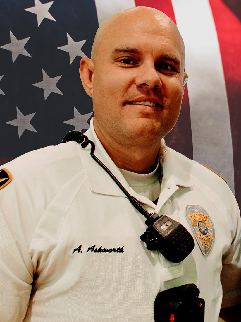 Police Officer J. Adam Ashworth   St. George Police Department, Utah