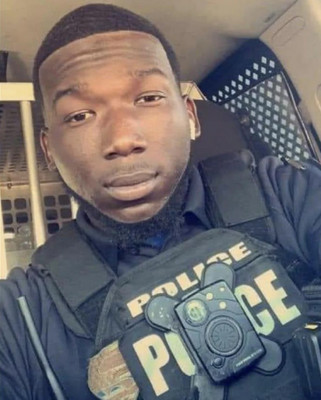 Police Officer Marquis Moorer