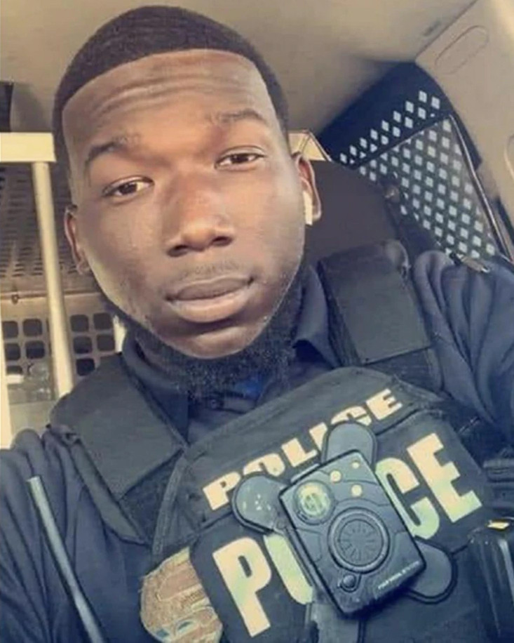 Police Officer Marquis Dewon Moorer | Selma Police Department, Alabama