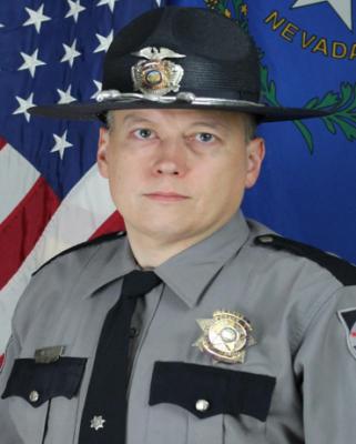 Trooper Micah May