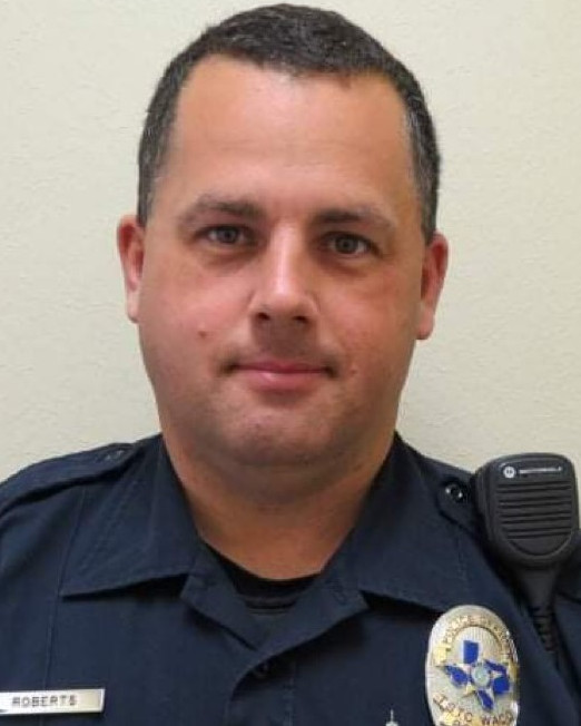 Police Officer Ricky Neal Roberts | McLennan Community College Police Department, Texas