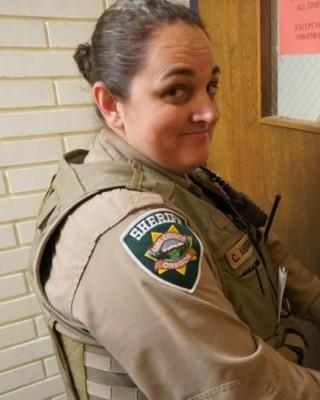 Deputy Sheriff Courtney Couch