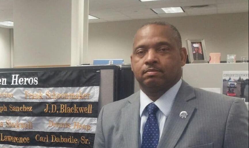 Sergeant Charles F. Dotson   Baton Rouge Police Department, Louisiana