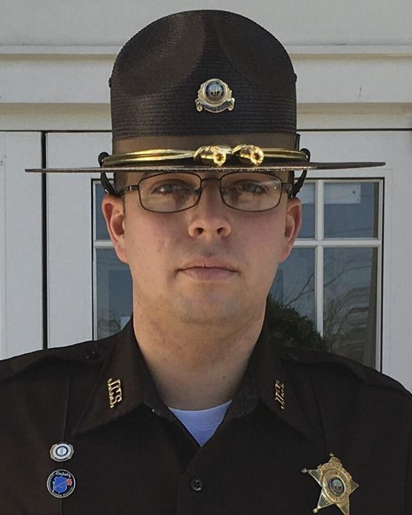 Deputy Sheriff Brandon A. Shirley | Jefferson County Sheriff's Office, Kentucky