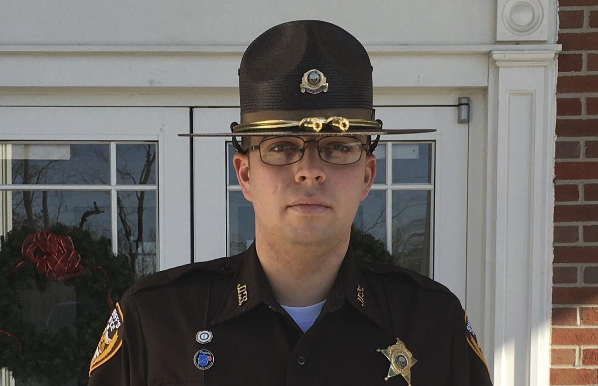 Deputy Sheriff Brandon A. Shirley   Jefferson County Sheriff's Office, Kentucky