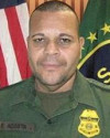 Border Patrol Agent Edgardo Acosta-Feliciano | United States Department of Homeland Security - Customs and Border Protection - United States Border Patrol, U.S. Government