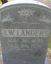 Special Agent James W. Landers | Missouri-Kansas-Texas Railroad Police Department, Railroad Police