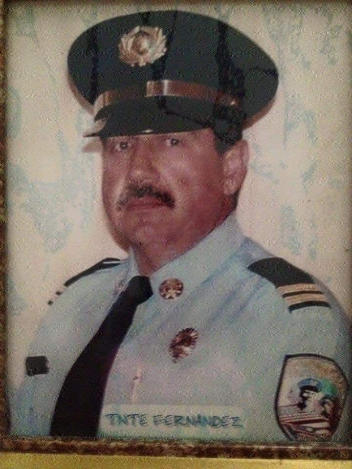 Lieutenant Jesus  Fernandez-Hernandez | Puerto Rico Police Department, Puerto Rico